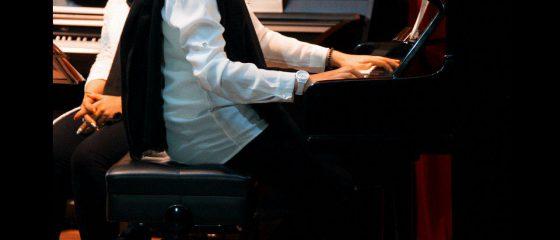 نسرت هنرجویی پیانو تحت نظر استاد شقایق محمدی (۱۱)