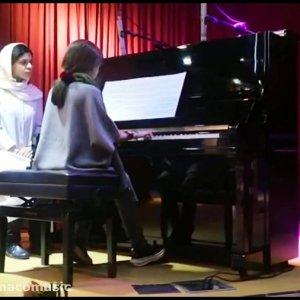 کنسرت هنرجویی به  سرپرستی خانم  سحر صرافی