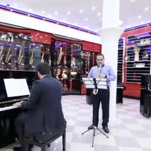 اجرای قطعه کلاسیک بسیار زیبا توسط استاد ترکاشوند