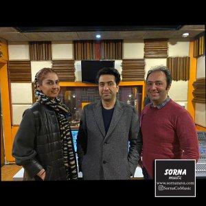 حضور خواننده محبوب و مطرح موسیقی ایرانی محمد معتمدی در استودیو سرنا