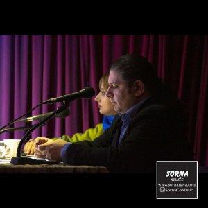 چهاردهمین جلسه آواز و ترانه با حضور افشین مقدم