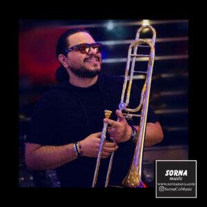 حضور حسین شریفی (موسیقیدان، نوازنده ) در استودیو سرنا
