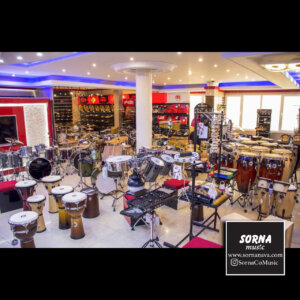 فروشگاه لوازم موسیقی سرنا